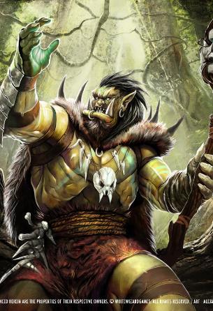 orc shaman에 대한 이미지 검색결과