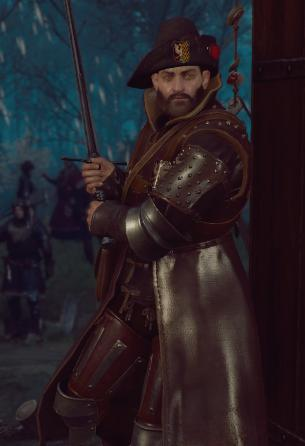 the witcher witch